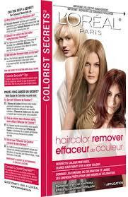 l oréal paris lop colorist secrets haircolour remover image 1