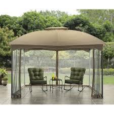 outdoor gazebo canopy x patio tent garden decor cover shade outdoor shelter curtain unbranded