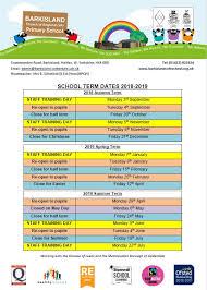 Term Dates | Barkisland CE (VA) Primary School
