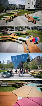 contemporary public space furniture design bd love. The Great Picnic By Mark Reigelman II (Urban Furniture Designs) Contemporary Public Space Design Bd Love