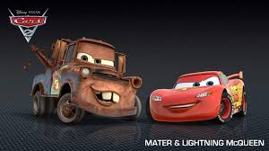 what even more crazy is that before mcqueen and mater met they had never had a best friend before well mater had the town but mcqueen had no as a