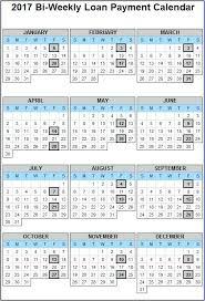 Payroll Schedule Template – Gocollab