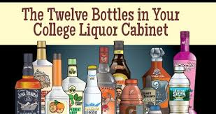 Bottles College The In - Collegehumor Liquor 12 Cabinet Your Post