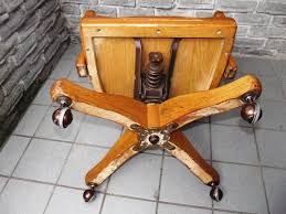 wooden swivel desk chair. Image Of: Antique Swivel Desk Chair Wooden