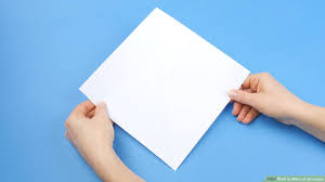 How To Macke 3 Ways To Make An Envelope Wikihow