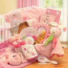 large hunny bunny baby gift basket loading zoom