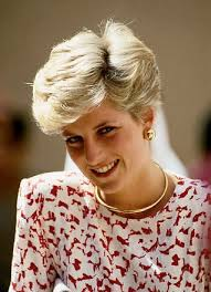 princess diana b over hairstyle