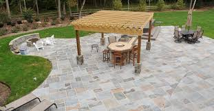 Textured Concrete Patio Designs The Network Throughout Beautiful Ideas
