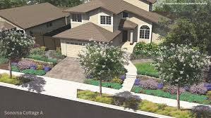 How To Draw Up A Landscape Design Landscape Design Templates Sonoma Marin Saving Water