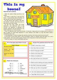 descriptive essay about my house