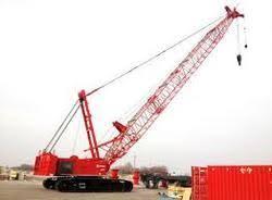 Crawler Crane 150 Ton Cranes Forklift Lifting Machines