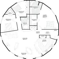 round house plans plan maison ma maison de rêve plans de maison ronde