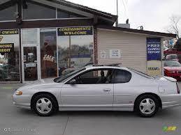2001 Galaxy Silver Metallic Chevrolet Monte Carlo SS #7156938 ...