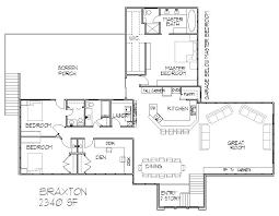 modified bi level home plans excellent ideas custom bi level house plans 1 modified split