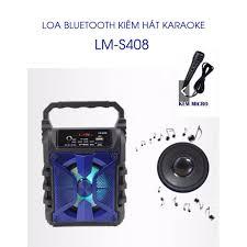 Loa Kẹo Kéo Karaoke Bluetooth Mini MH-33bt VÀ MH-59BT - Tiện lợi - Âm to -  Cực đã