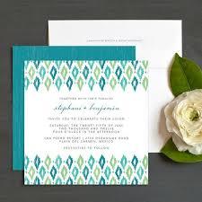 253 best k m images on pinterest wedding ideas, wedding stuff Wedding Invitation Maker In San Pedro Laguna 1 79 vibrant ikat wedding invitation designed by jennie