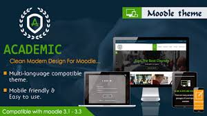 moodle templates academic responsive moodle theme themeforest website templates