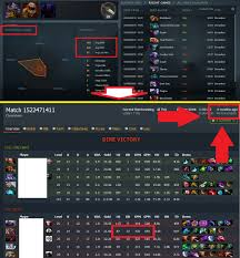 bug dota 2 profile not updating and never did