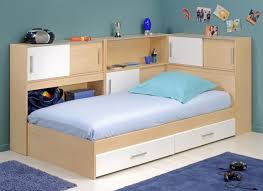 kids beds with storage boys. Kids Single Bed With Storage Boys Beds A