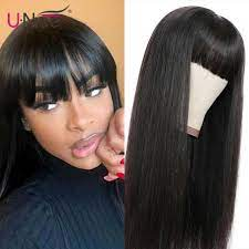 unice 22 mongolian straight human hair