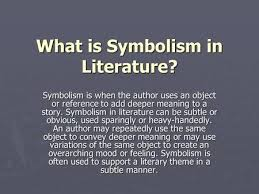 a symbol in literature home symbolism l z marie symbolism in  symbol in literature dr husniah sahamid ppt video online what is symbolism in literature