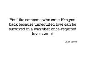 Unrequited vs. once-requited love   Love quotes   Pinterest ... via Relatably.com