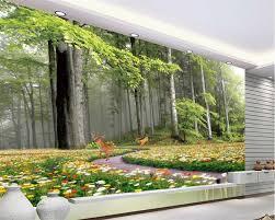 Natuur Behang Slaapkamer Ontzagwekkende Behang Natuur Bloemenkoop