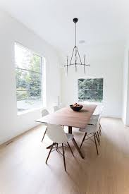 Best  Minimalist Dining Room Ideas On Pinterest Minimalist - Dining room lighting ideas