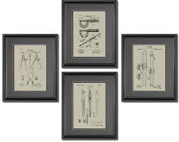 office wall frames. Engineering Tools Patent Collection Print Architect Wall Art Office Frames