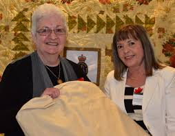 Quilts of Valour Support Vasey RSL Care Residents · Vasey RSL Care & Wyn Roper (left) from Quilts of Valour Australia presents a quilt to Anna  Borlowska, Residential Manager at Vasey Brighton East. Another of the quilts  can ... Adamdwight.com