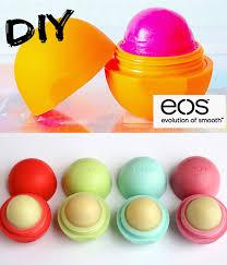 easy diy tinted eos lip balm