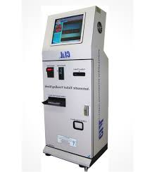 Ticket Vending Machine Awesome Automatic Ticket Vending Machine ATVM 48 At Rs 1480000 Piece