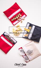 reusable snack bag diy closet case patterns