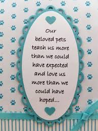 sympathy card pet words of sympathy for loss of pet image result for words for a