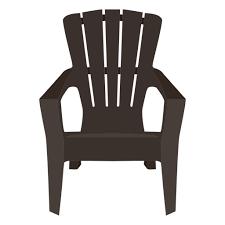 adirondack chair vector. Interesting Vector Adirondack Chair Transparent PNG Intended Chair Vector A