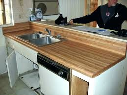 redoing formica countertops refinish laminate refinish s to look like granite can you paint reface refinishing