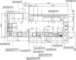 How To Design A Kitchen Floor Plan Kitchen Commercial Design Layouts Modern Floor Plan Home