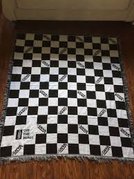 Vans Throw Blanket