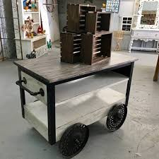 Kitchen island cart industrial Console Image Etsy Urban Industrial Kitchen Island Cart Etsy