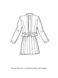 Barbie Coloring Pages Fashion Dress