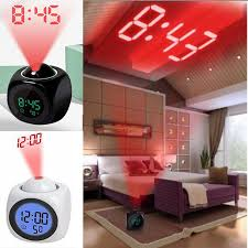 Multi-function <b>Digital Alarm Clock Multifunction</b> With Voice LED ...