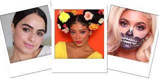 13 creepy and cool halloween makeup tutorials
