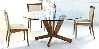 round glass top dining tables table kitchen for and chairs to