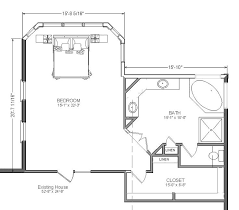 Superior Master Suite Plans | Master Bedroom Addition Suite With Prices   Extensions    Simply .