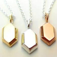 zelda gold silver ru necklaces