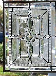 hanging stained glass hanging stained glass on wall