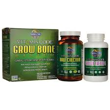 garden of lifevitamin code grow bone system