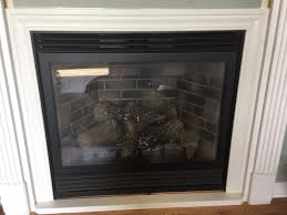 warm up to the idea summer fireplace installation