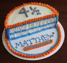 Straight To Cake Winners Cake Half Birthday