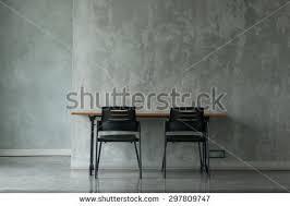 minimal office. modren office a minimal office in concrete finishing room intended minimal office t